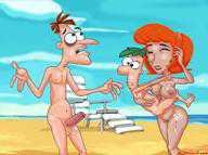 Порно На Пляже Мультик