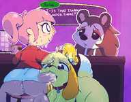Animal Crossing Villager And Isabelle Day Off Porn Comic villager