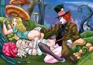 Alice in wonderland porn xxx sex