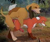 fox and the hound sex video
