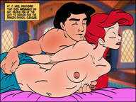 image 252489: ariel col_kink prince_eric the_little_mermaid