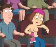 family guy show naked