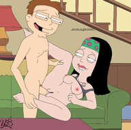 american dad haley feet porn