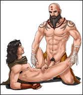 монах порно гей